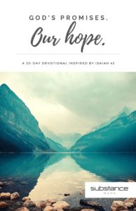 ISAIAH 43_5.5 x 8.5